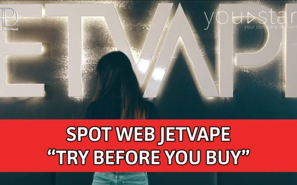 "JetVape ""Try Before You Buy"" Spot"